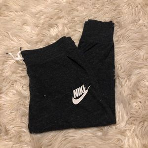 Nike Cropped Sweats!
